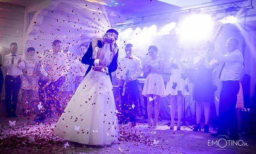 Iwona i Wojtek wesele taniec 1